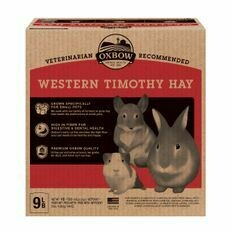 Oxbow Western Timothy Hay 4kg (coming 19/4)