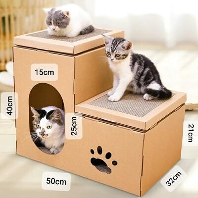 Happy Kitty Hut