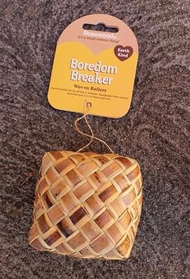 Rosewood Boredom Breaker Woven Tumbler Brown