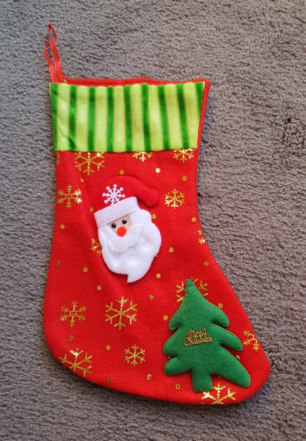 Medium Xmas Stocking C