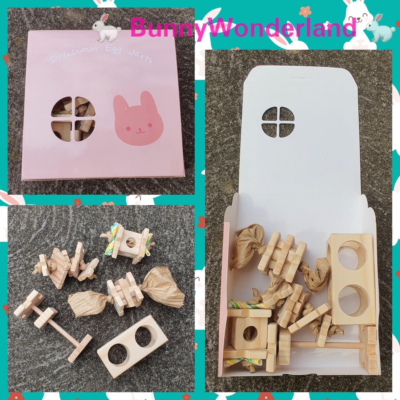 Small Bunny Toy Box