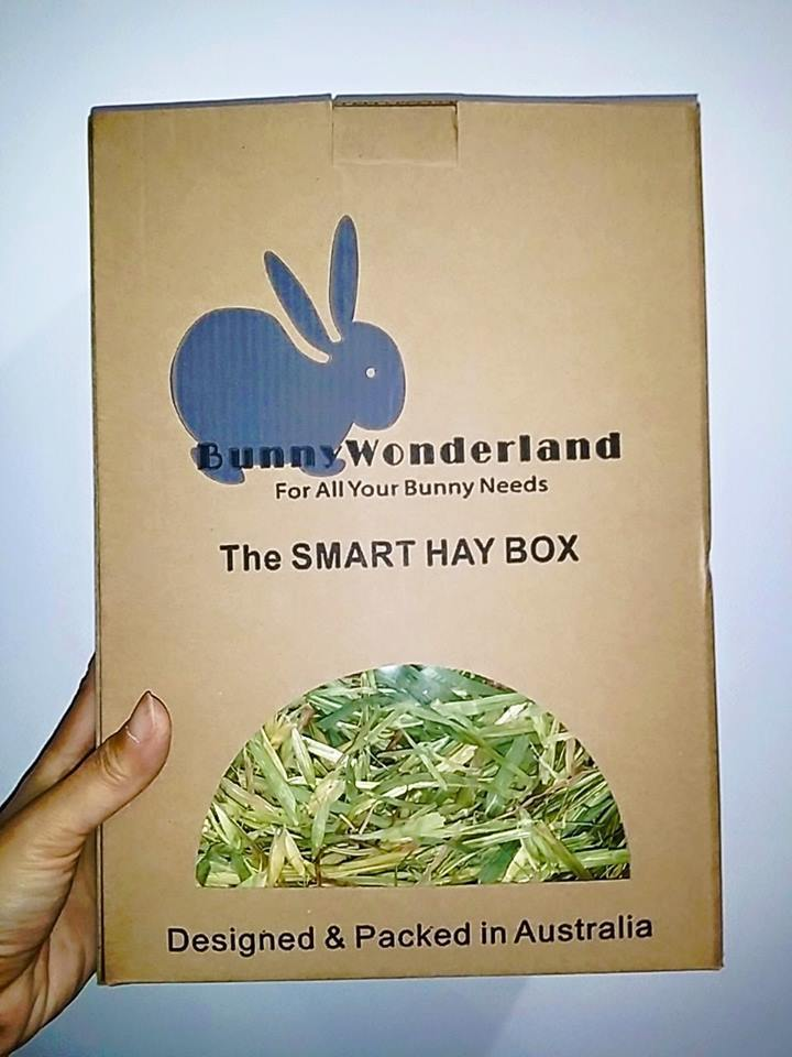 The Smart Hay Box (Comes in Empty or Pre-filled)