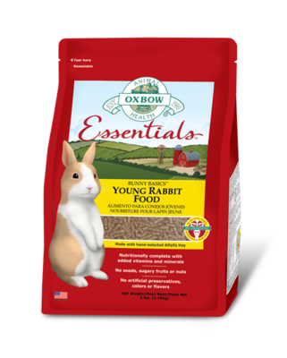Oxbow Young Rabbit Pellets 2.25kg