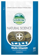 Oxbow Natural Science Multi Vitamin 60ct