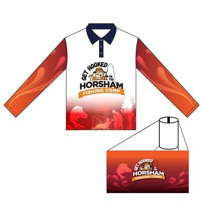 2020 Fishing Shirt & Stubby Holder Combo