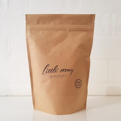 Little May Espresso Signature Coffee Blend - Filter 250g