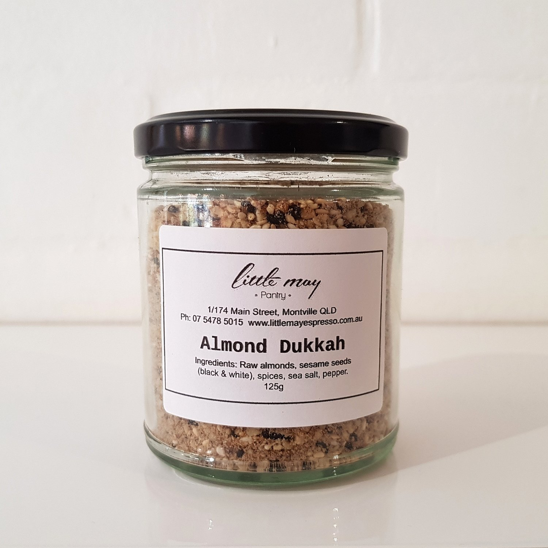 Almond Dukkah