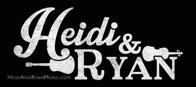 Heidi & Ryan Sticker