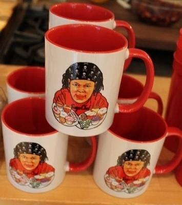 Ceramic Coffee Mug 11oz