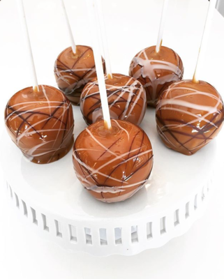 Carmel Apple - 1ct