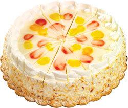 White Chocolate Passion Cake