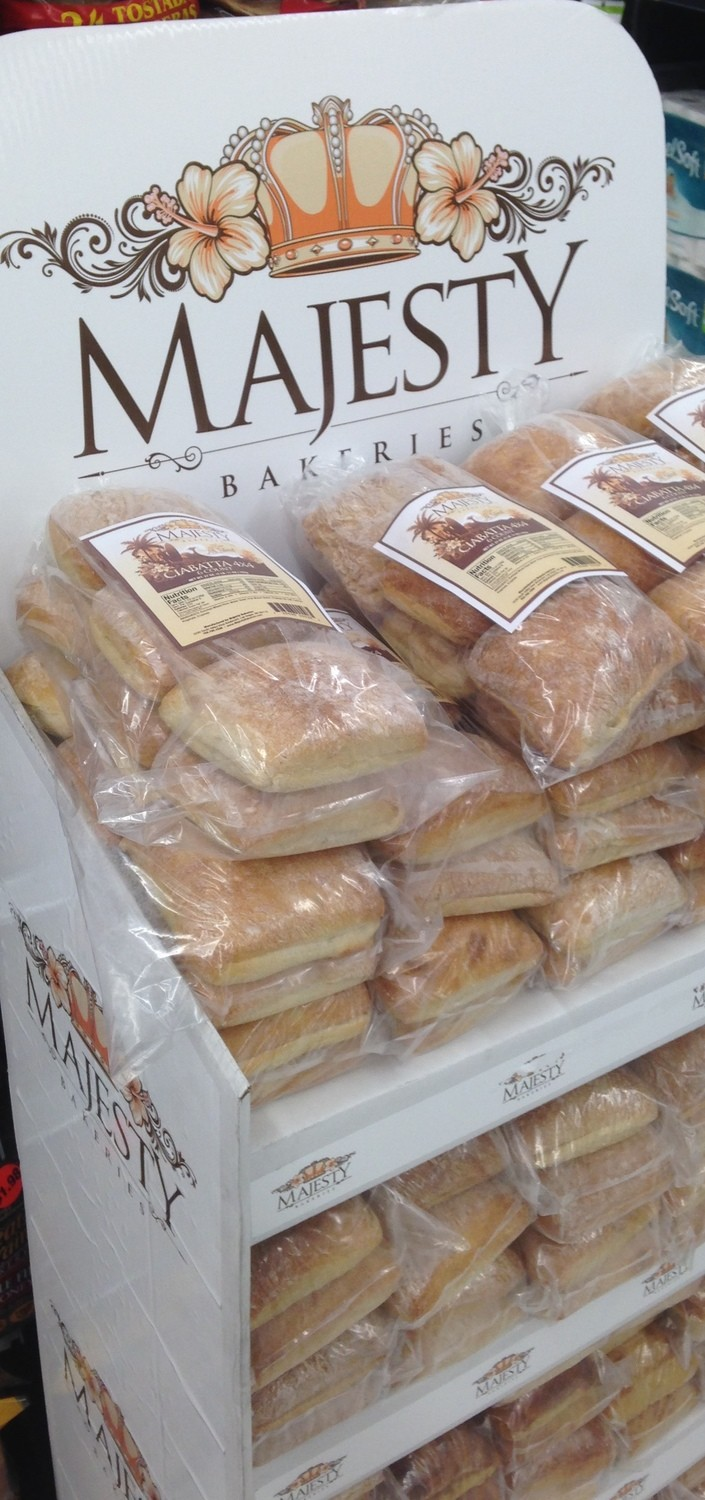 Ciabatta 4x4 - Costco Item