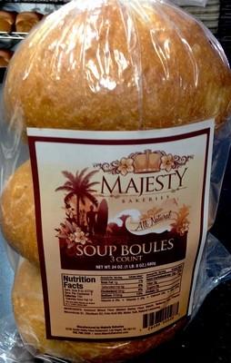 Sourdough Soup Boules