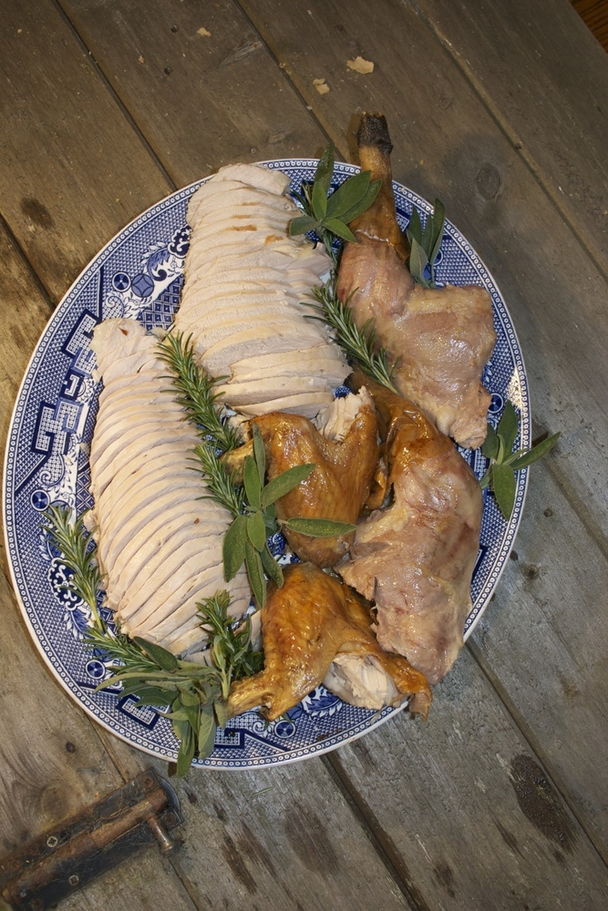 Lydiard turkey - thighs and drumsticks prices from: Available on collection days!