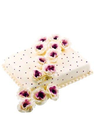 Blumen Figur Torte