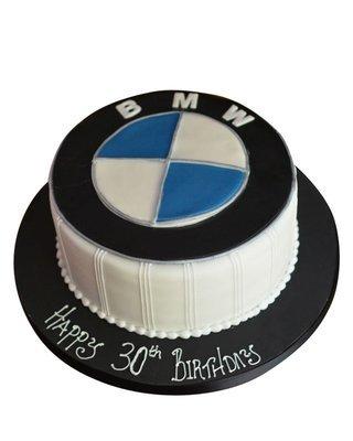 BMW Figur Torte