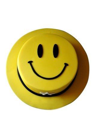 Happy Emoji   Figur Torte