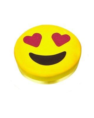 Love Emoji Figur Torte