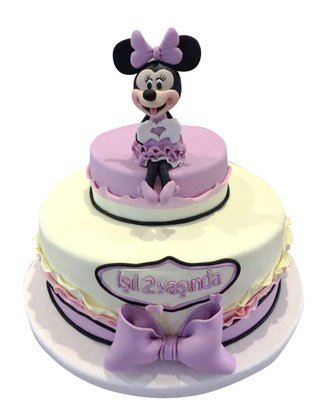 Mickey Mouse Figur Torte