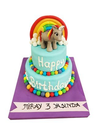 My little Pony Figur Torte