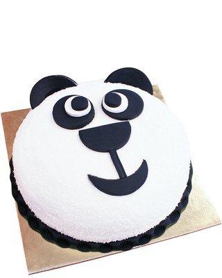Panda Figur Torte
