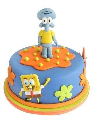 SpongeBob Figur Torte