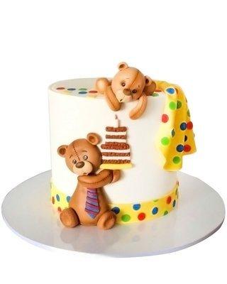 Teddy Figur Torte