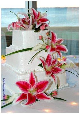 Hochzeitstorte Premium 505