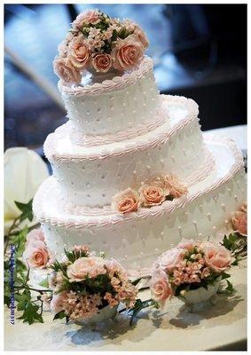 Hochzeitstorte Premium 517