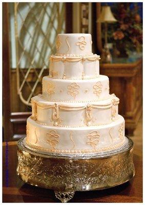 Hochzeitstorte Premium 518