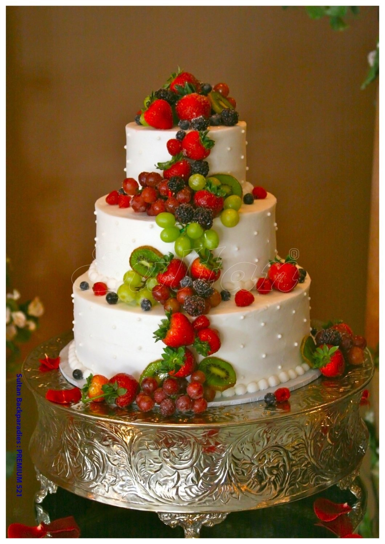 Hochzeitstorte Premium 521