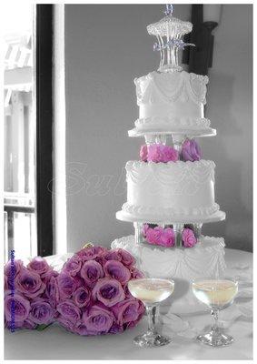 Hochzeitstorte Premium 525