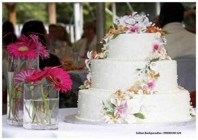 Hochzeitstorte Premium 529
