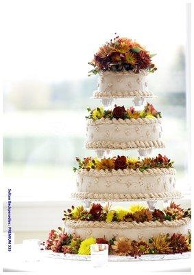 Hochzeitstorte Premium 535