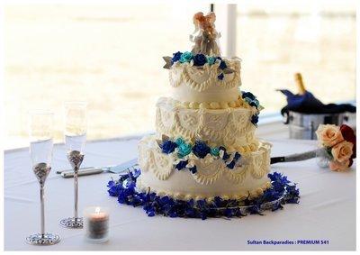 Hochzeitstorte Premium 541