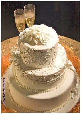 Hochzeitstorte Premium 544