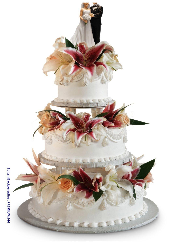 Hochzeitstorte Premium 546