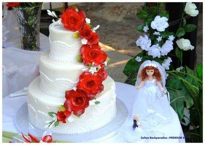 Hochzeitstorte Premium 549