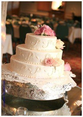 Hochzeitstorte Premium 557