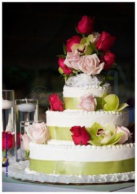 Hochzeitstorte Premium 561