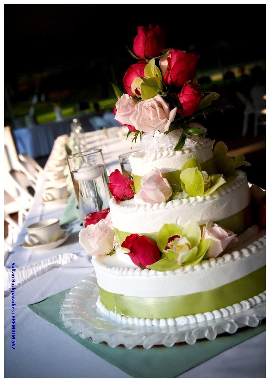 Hochzeitstorte Premium 562