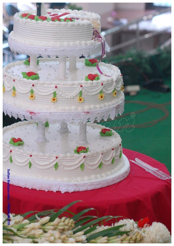 Hochzeitstorte Premium 570