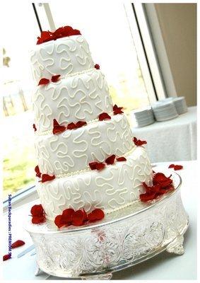 Hochzeitstorte Premium 506