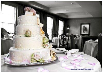 Hochzeitstorte Premium 513