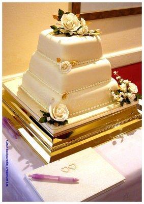 Hochzeitstorte Premium 526