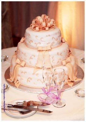 Hochzeitstorte Premium 554