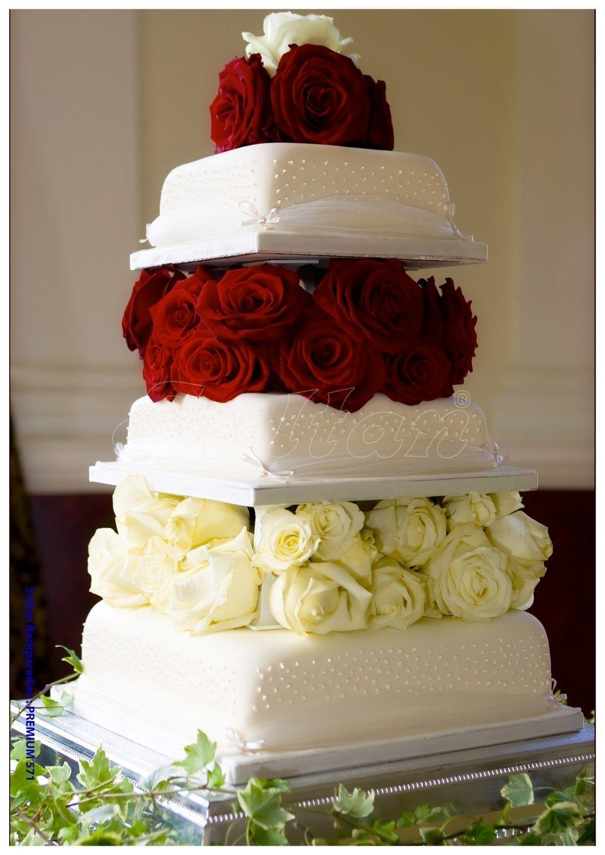 Hochzeitstorte Premium 571