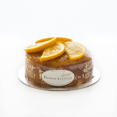 Orange & Almond Flourless