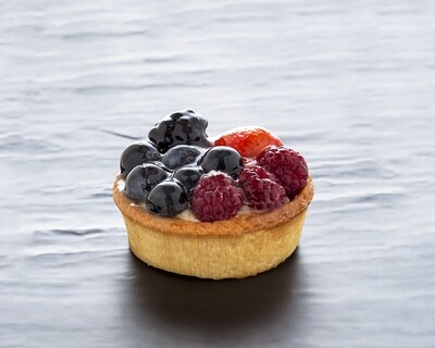 Mixed Fruit Tart 80mm