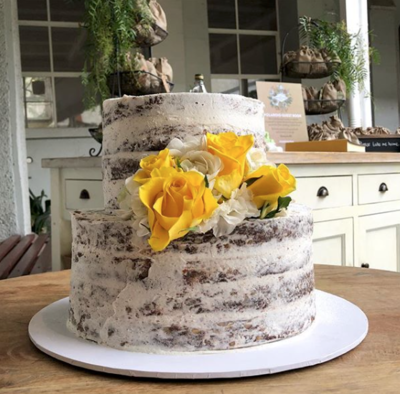 Naked Cake (Dark Mud)